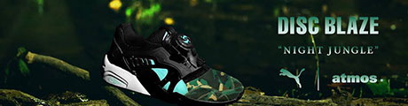 ATMOS PUMA DISC BLAZE NIGHT JUNGLE