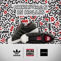 【12月21日発売予定】 RUN DMC × キース・ヘリング × アディダス オリジナルス スーパースター 80S クリスマス・イン・ホリーズ