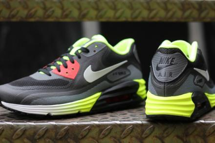 NIKE AIR MAX LUNAR90 C3.0 BLACK/LIGHT GREY-DARK GREY-ANTHRACITE