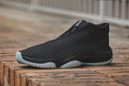 NIKE AIR JORDAN FUTURE BLACK