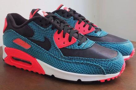 NIKE AIR MAX 90 ANNIVERSARY DUSTY CACTUS/BLACK-INFRARED-WHITE