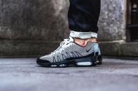 NIKE AIR MAX 95 ULTRA JACQUARD WHITE/BLACK-METALLIC SILVER