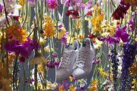 【国内5月28日発売予定】 ジュース × アディダス コンソーシアム スタンスミス タルク/ミネラル グリーン