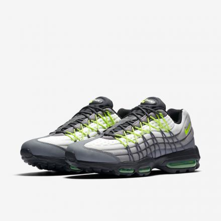 NIKE AIR MAX 95 ULTRA SE DARK GREY/VOLT-ANTHRACITE