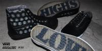 【国内9月28日発売】 ハイズ & ローズ × バンズ バイ ヴォルト オールド スクール ジップ LX & スケートハイ LX