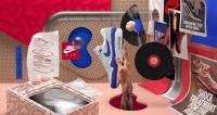 【国内3月4日発売予定】 ナイキ エアマックス1 アニバーサリー ホワイト/ゲーム ロイヤル-ニュートラル グレー-ブラック