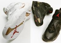 【国内2月16日発売予定】 ドレイク × ナイキ エアジョーダン 8 レトロ OVO ホワイト & ブラック