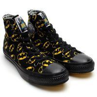 【2013年1月発売予定】 コンバース オールスター BM ハイ バットマン & ジョーカー