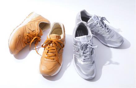 ユナイテッドアローズ × ニューバランス996 & 1400