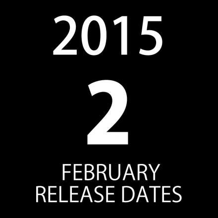 2015年2月発売予定のスニーカーまとめ