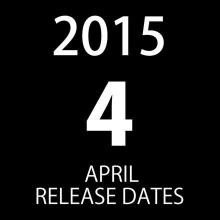 2015年4月発売予定のスニーカーまとめ