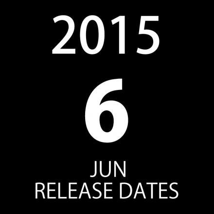 2015年6月発売予定のスニーカーまとめ