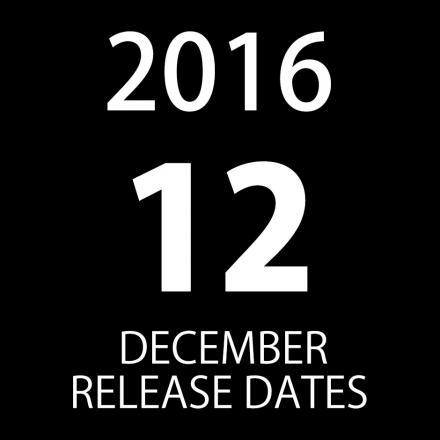 2016年12月発売予定のスニーカーまとめ